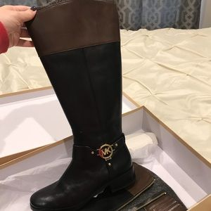 NEW IN BOX Michael Kors Riding Boots